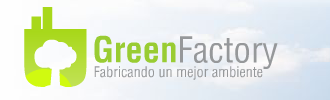 Logo for Green Factory