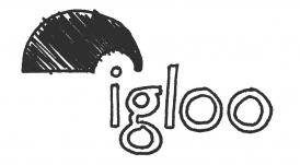 Logo for igloo Regeneration Ltd