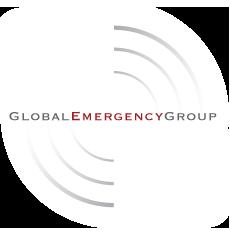 Logo for Global Emergency Group (GEG)