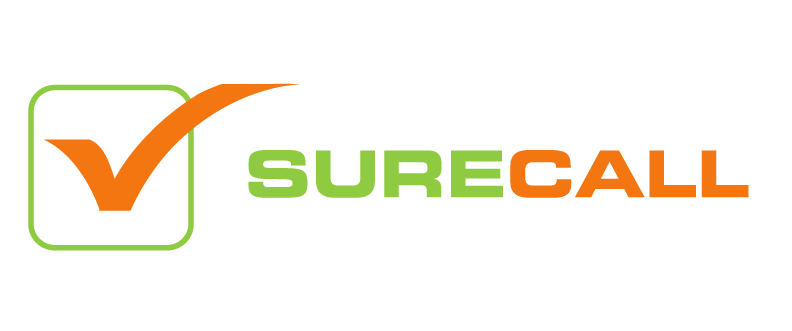 Logo for SureCall Contact Centers Ltd