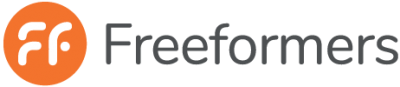 Logo for Freeformers