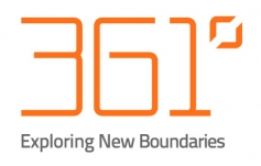 Logo for 361 Degrees Strategic Engagement Services