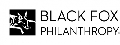 Logo for Black Fox Philanthropy LLC