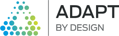 Logo for ADAPT by Design