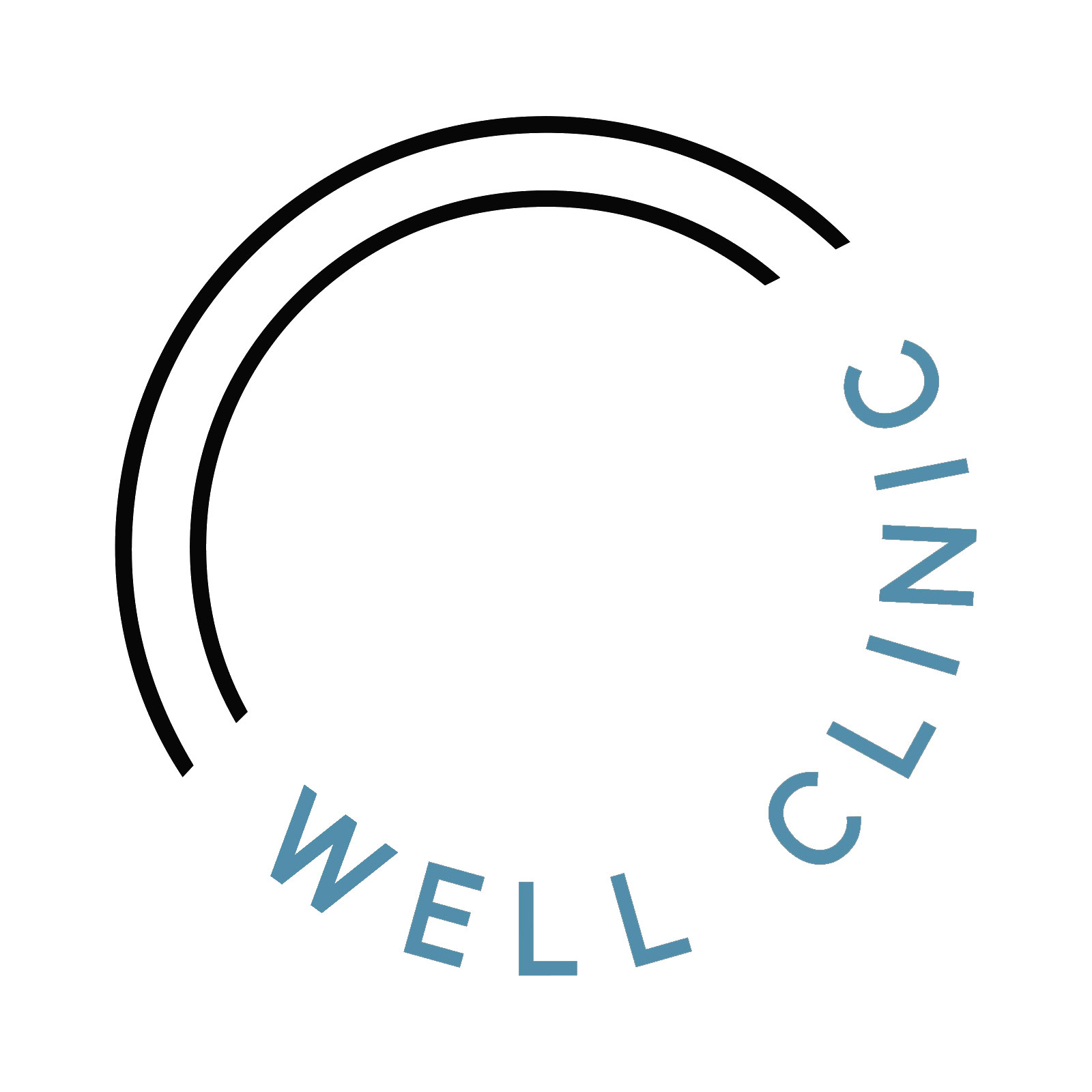 Logo for Well Clinic