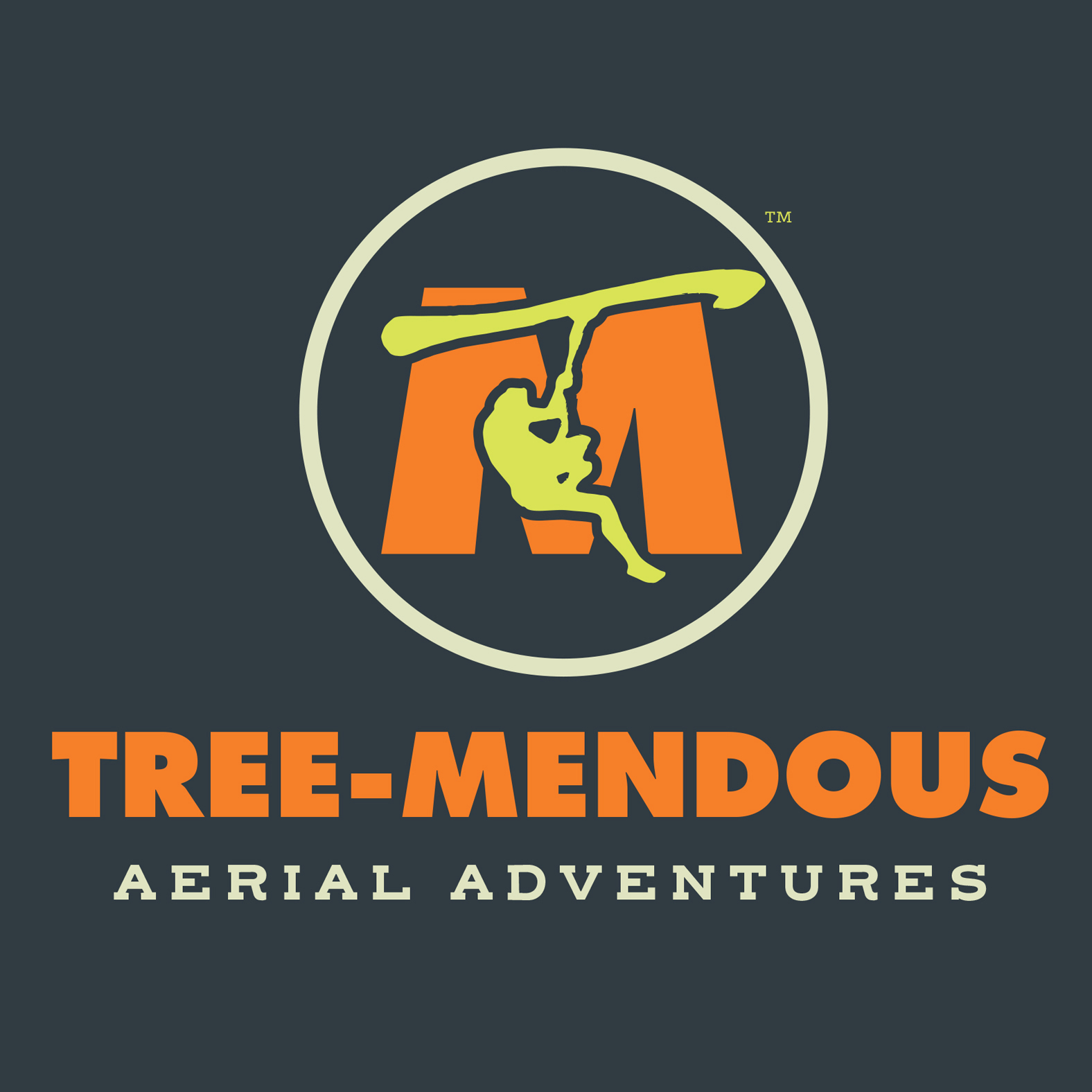 Logo for Tree-Mendous Aerial Adventures