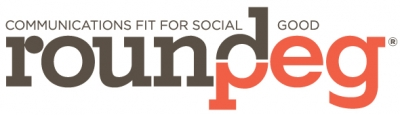 Logo for Roundpeg Benefit LLC