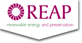 Logo for REAP NC, LLC.