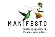 Logo for Manifesto