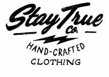 Logo for Stay True Clothing