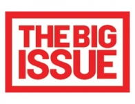 Logo for The Big Issue Group
