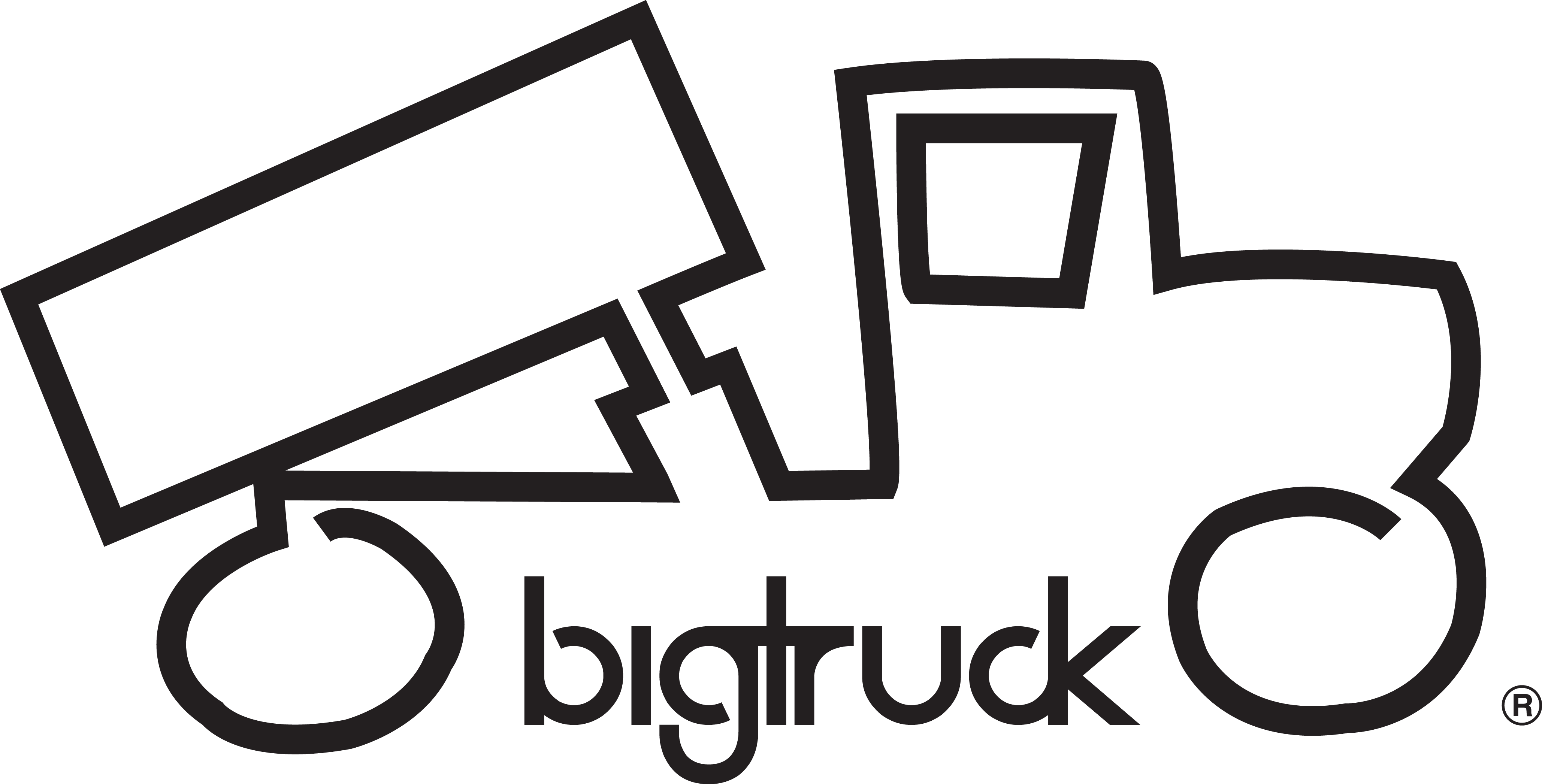 Logo for bigtruck®