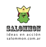 Logo for SALOMMON IDEAS EN ACCIÓN