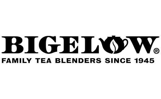 Logo for Bigelow Tea