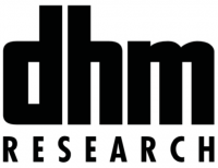 Logo for DHM Research