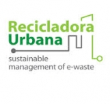 Logo for Recicladora Urbana