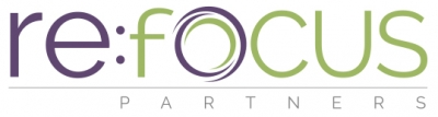 Logo for re:focus partners
