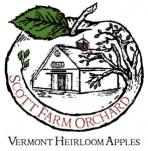 Logo for The Scott Farm