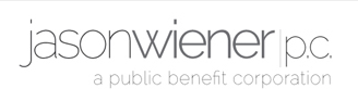 Logo for Jason Wiener, P.C.