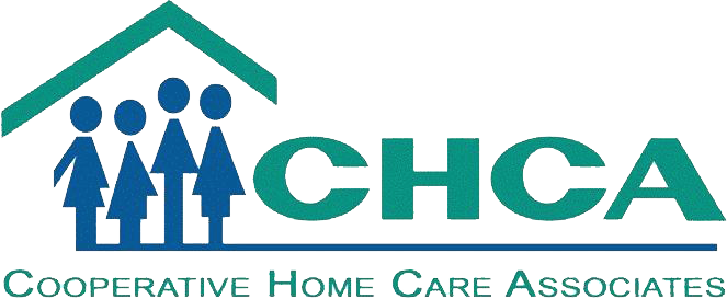 Logo for Cooperative Home Care Associates (CHCA)