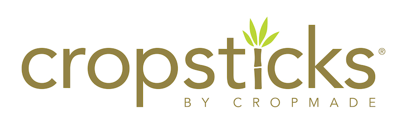 Logo for Cropsticks by Cropmade