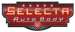 Logo for Selecta Auto Body