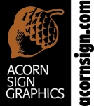Logo for Acorn Sign Graphics