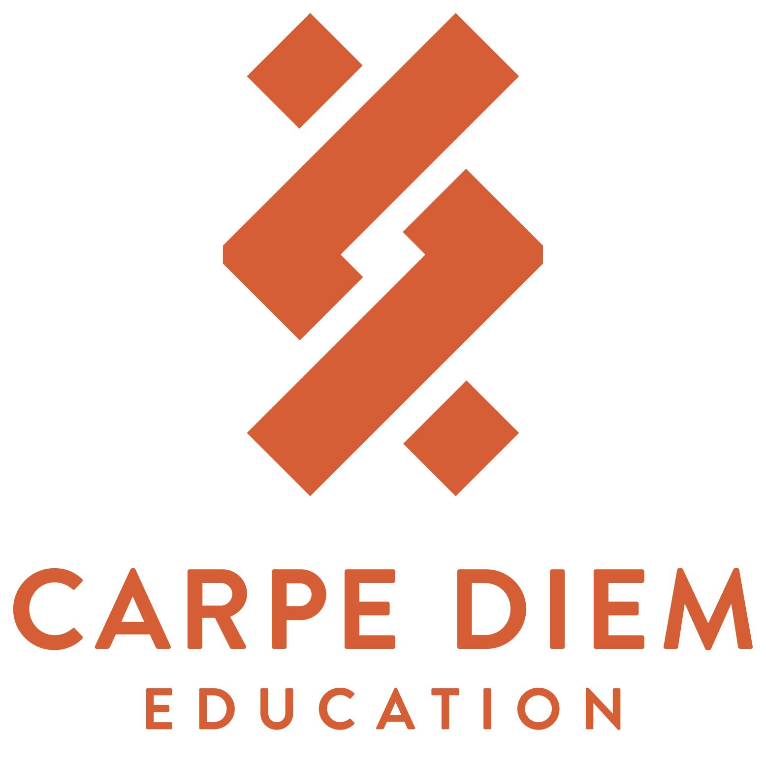 Logo for Carpe Diem Education
