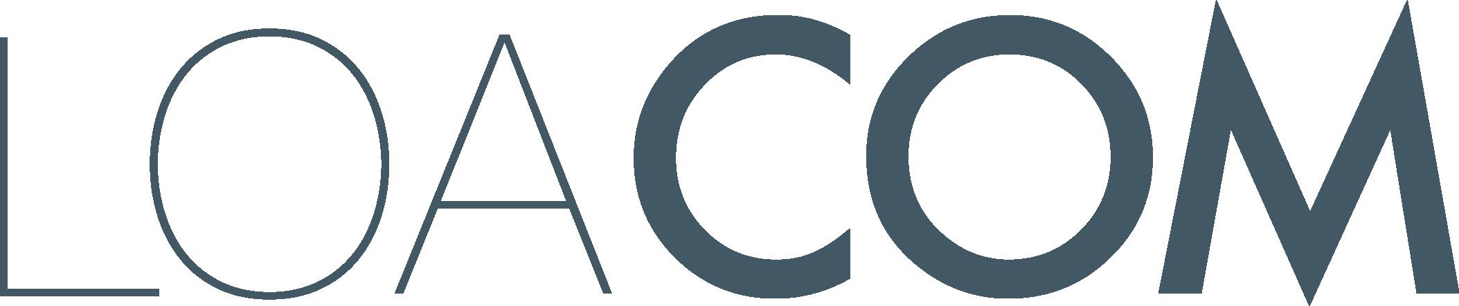 Logo for LOACOM
