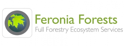 Logo for Feronia Forests LLC