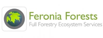 Logo for Feronia Forests LLC