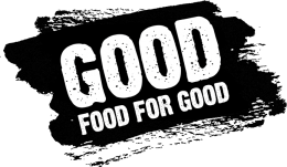 Logo for Good Food for Good Inc.
