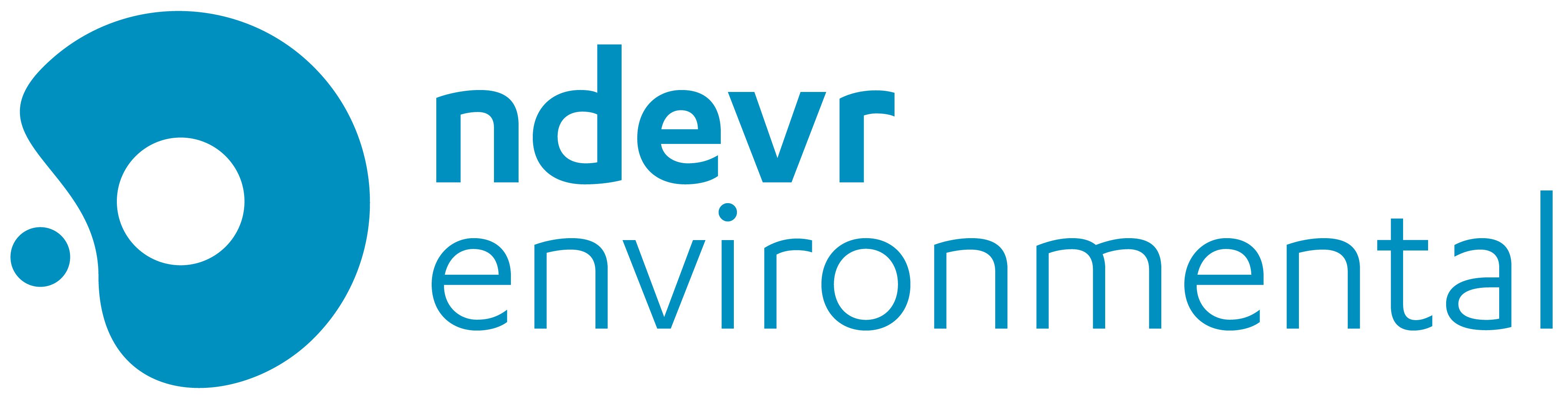 Logo for Ndevr Environmental