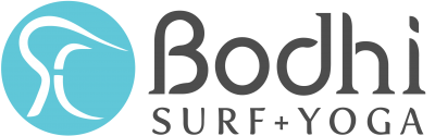 Logo for Bodhi Surf + Yoga