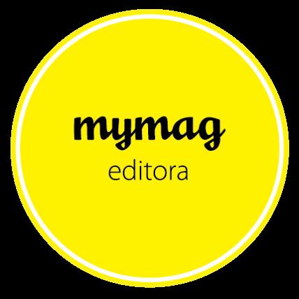 Logo for Mymag editora