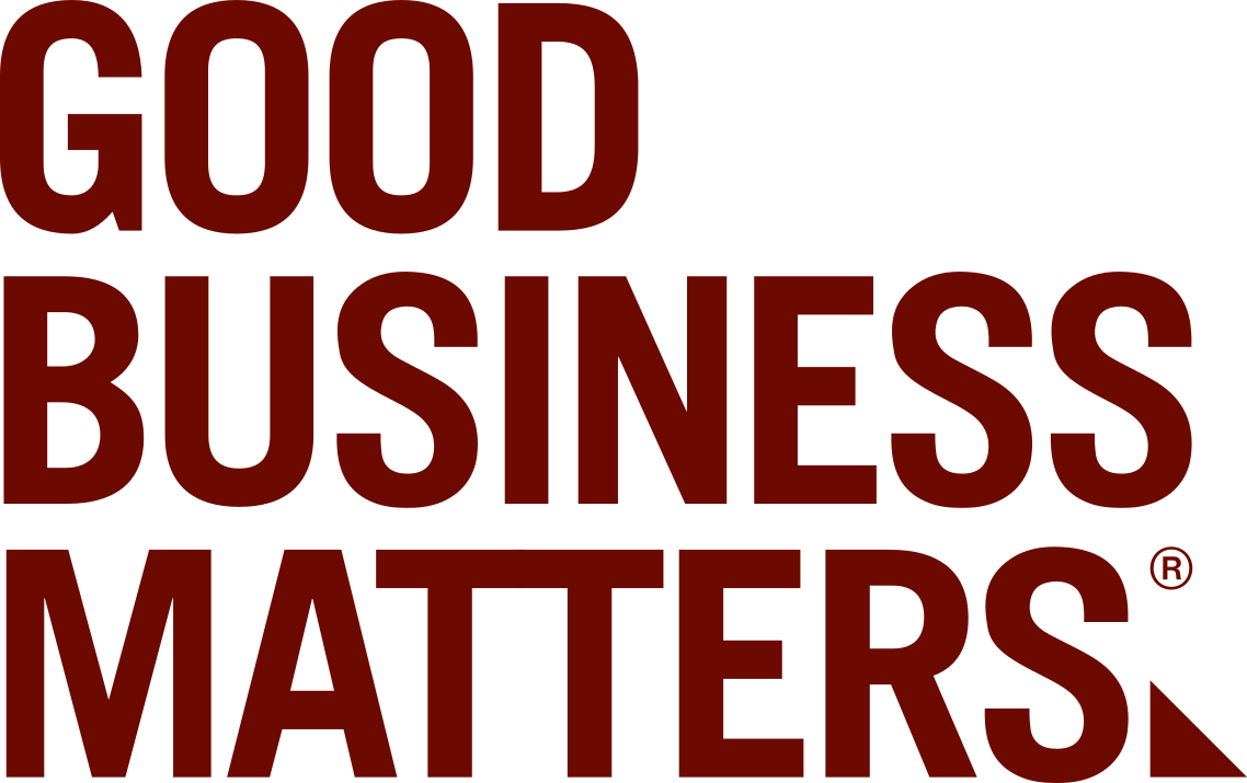 Logo for Good Business Matters