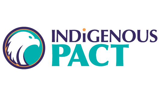 Logo for Indigenous Pact PBC, Inc