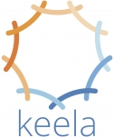 Logo for Keela (by Networks for Change)