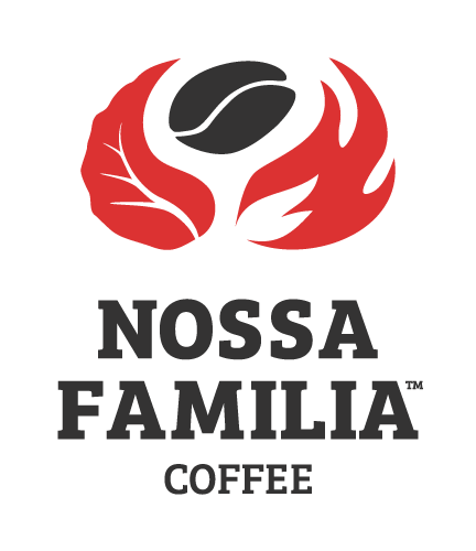 Logo for Nossa Familia Coffee