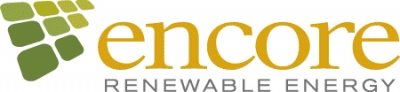 Logo for Encore Renewable Energy