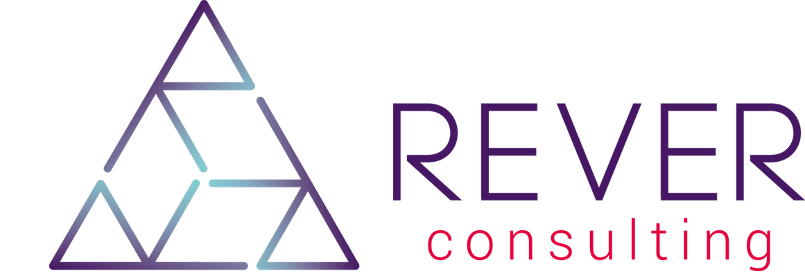 Logo for Rever Consulting