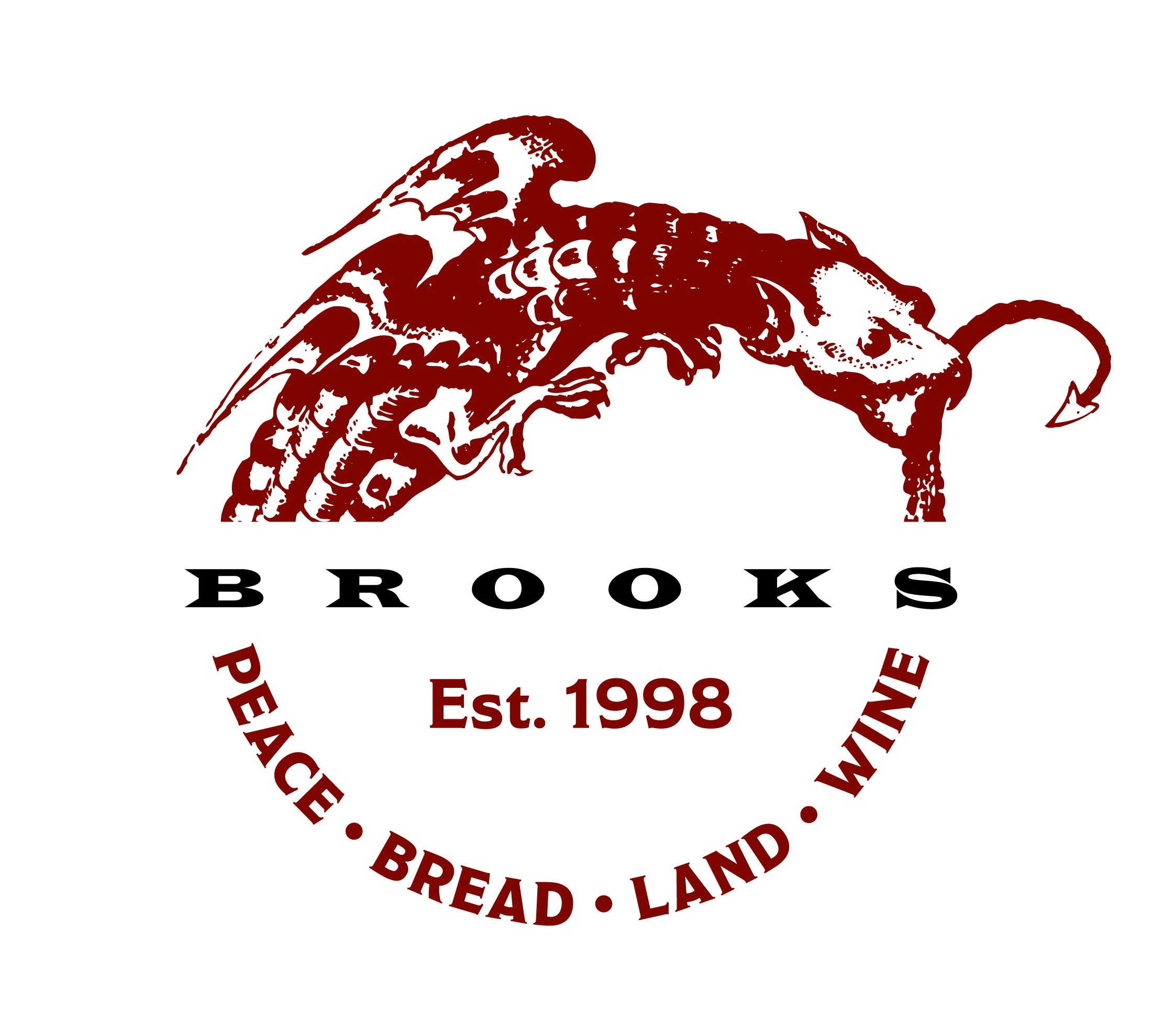 Logo for The Morne Wine Company dba Brooks Wines