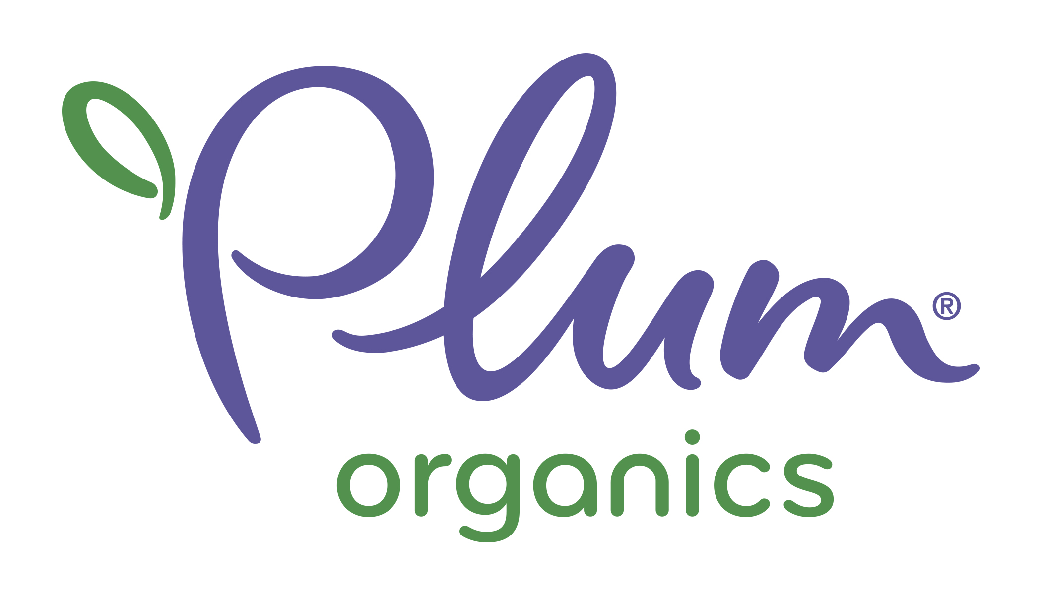 Logo for Plum Organics