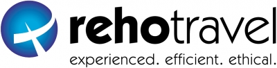 Logo for Reho Travel