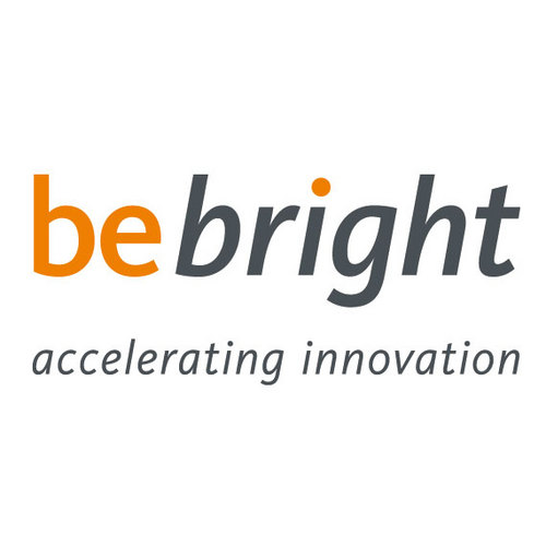 Logo for BeBright