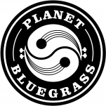 Logo for Planet Bluegrass