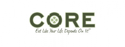Logo for CORE Foods