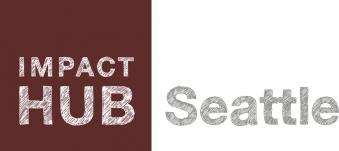 Logo for Impact Hub Seattle