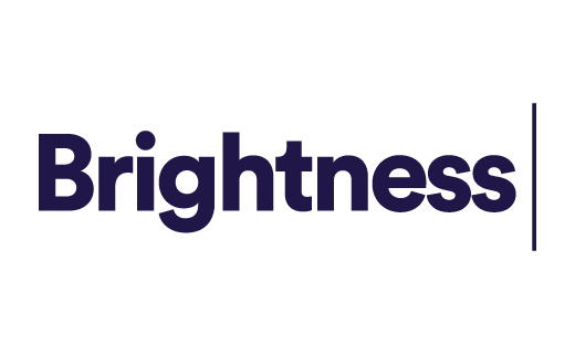 Logo for BRIGHTNESS SAS