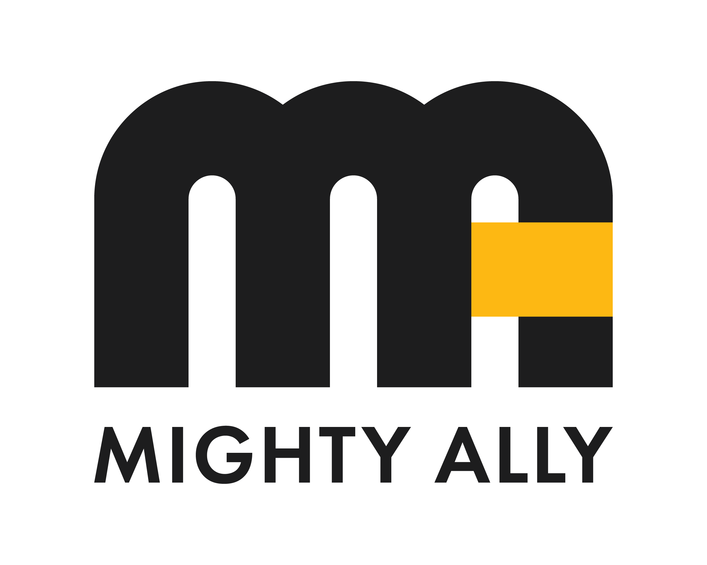 Logo for MIGHTY ALLY